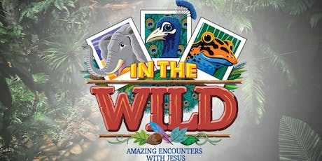 In the Wild - VBS tickets