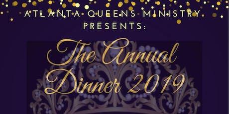 2019 Atlanta Queen's Night tickets