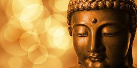 SEIZA (OKADA Trajiro method) Meditation by Rev. Miki Nakura tickets