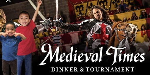 Medieval Times End of Summer Trip