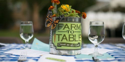 Farm To Table Dinner-Nostalgia Theme