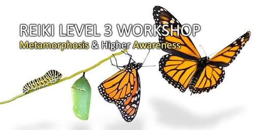 Shinpiden Reiki (Level 3) Training Workshop