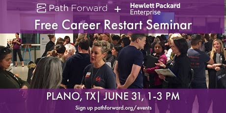 Career Restart Seminar and Job Fair tickets