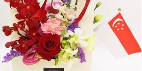 National Day Orchids Bloom Bag Workshop tickets