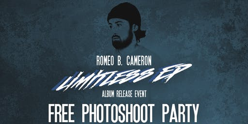 LIMITLESS EP FREE PHOTOSHOOT PARTY/ALBUM RELEASE