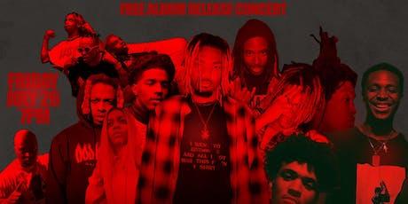 """S.U.R.F"" - A FREE ALBUM RELEASE CONCERT tickets"