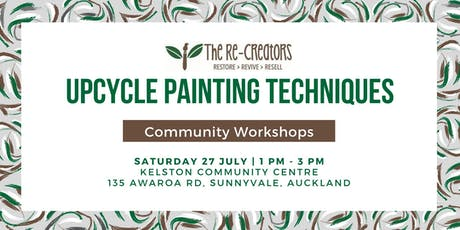 Upcycle Painting Sat 27 July tickets