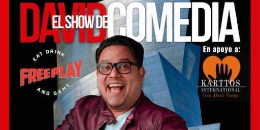 El Show de David Comedia