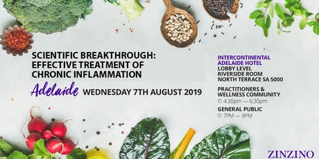 Scientific Breakthrough: Effective Treatment of Chronic Inflammation tickets