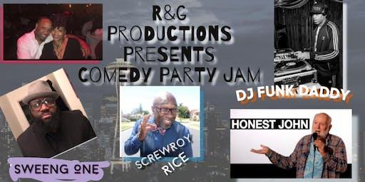 Comedy Party Jam