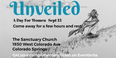 Unveiled: A Day For Women tickets