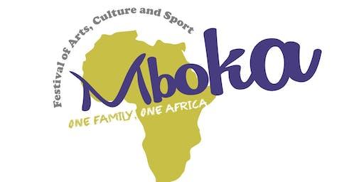 MBOKA FESTIVAL SHOWCASE - BRIGHTON 2019