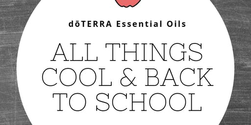 All Things Cool and Back to School