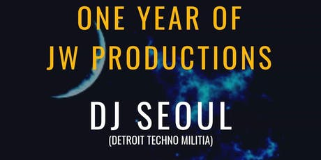 JW Productions 1 year anniversary (Windsor/Detroit Connection) tickets