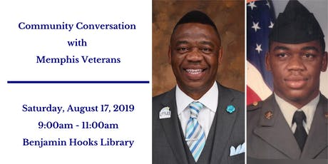 Community Conversation with Memphis Veterans tickets
