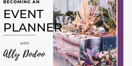 Becoming An Event Planner tickets