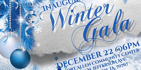 Winter Gala tickets