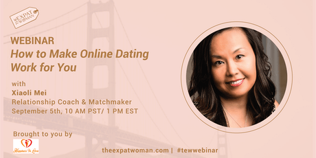 WEBINAR: How to Make Online Dating Work for You tickets