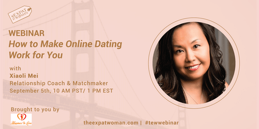WEBINAR: How to Make Online Dating Work for You