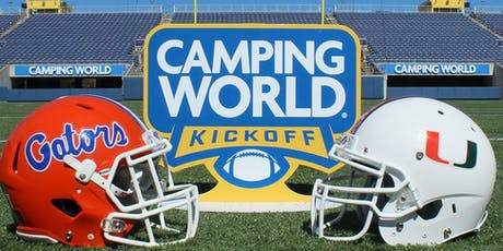 Camping World Kickoff Bus Trip - Gainesville to Or tickets