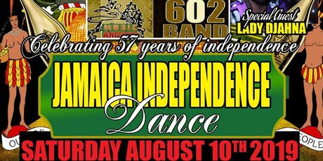 Jamaica Independence Dance tickets