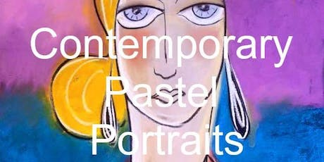 Contemporary Pastel Portraits workshop tickets