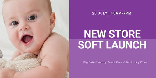Fabulous Mom New Store Soft Launch