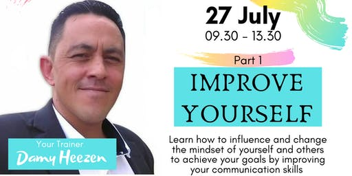 The Art of Influencing: Improve Yourself