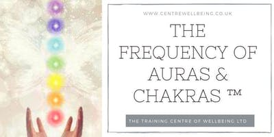 Frequency of Auras & Chakras ™ Tuning Fork Practitioner