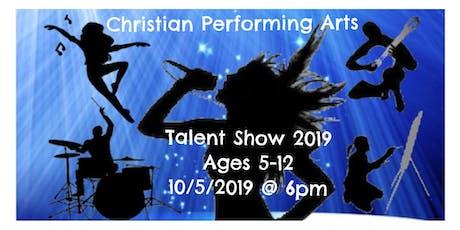 Talent Show 2019 tickets