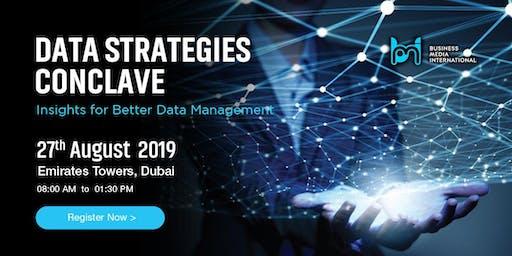 Data Strategies Conclave Dubai