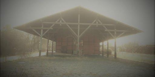 Kulturbahnhof Ohrdruf 1.Abfahrt