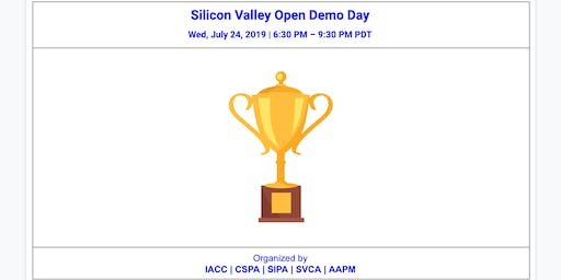 Silicon Valley Open Demo Day