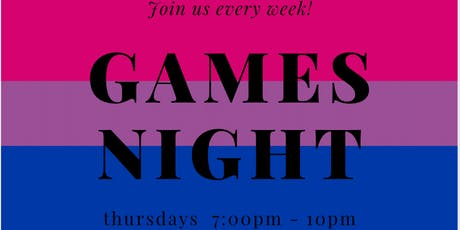 London Bisexual Women Games & Wine Group tickets