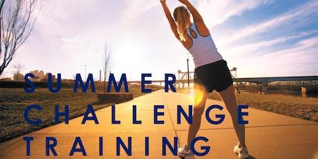 SUMMER CHALLENGE TRAINING IS BACK ! Prenotazione gratuita, paga in palestra biglietti