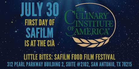 San Antonio Film Festival   -	Before the Plate	  9pm tickets