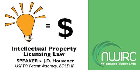 Intellectual Property: Licensing Law tickets