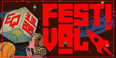 EQ // Festival Dans Le Jardin Tickets