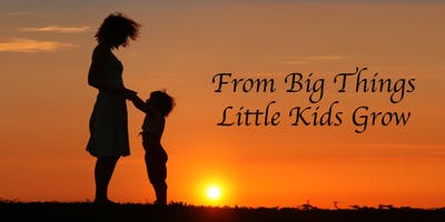 From Big Things Little Kids Grow - Visioning Workshop for Parents/ Grandparents / Carers