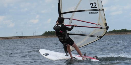 Covenham Sailing Club Youth Windsurfing Course 2019