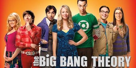 BIG BANG THEORY Trivia at THE SANDS tickets