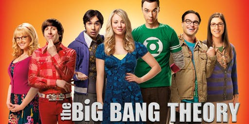 BIG BANG THEORY Trivia at THE SANDS
