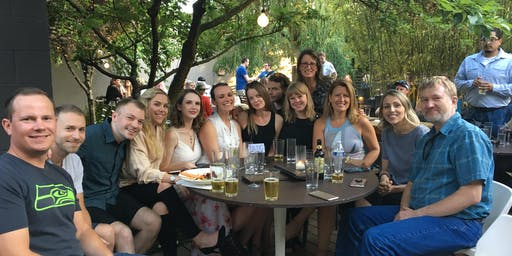 PDX Baltic Professionals Happy Hour