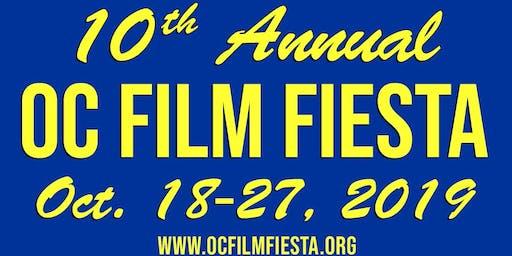 10th OC Film Fiesta Festival Early Bird Festival Pass
