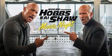 NUGAS Movie Night tickets