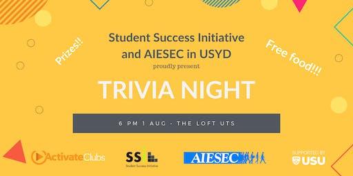 SSI x AIESEC Trivia Night