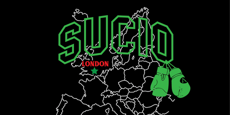 SUCIO x CHAMPS BARBERS launch event (LDN) tickets