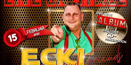 Ecki Live in Konzert Tickets