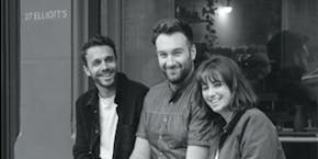 Guest supperclub with Hamish McNeill & Other Side