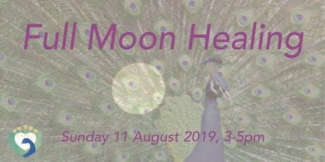 August Full Moon Healing tickets